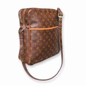 Vintage Louis Vuitton MM Shoulder Bag Fits Laptop